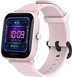 Amazfit Bip U Pro Smartwatch, mit integriertem GPS, 60 + Sportmodi, 5 ATM, Fitness-Tracker, Sauerstoff, Blut, Herzfrequenz, Schlaf- und Stressmonitor, 3,6 cm...