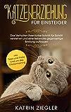 Katzenerziehung für Einsteiger: Das Verhalten Ihrer Katze Schritt für Schritt verstehen und eine liebevolle gegenseitige Bindung aufbauen - inkl. Tipps und...