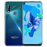 OUKITEL C17 Pro 4G LTE Smartphone Ohne Vertrag Handy (2019) Android 9.0 6,35' 19.5:9 Wassertropfen Bildschirm, 4GB + 64GB, 3900mAh Akku, Helio P23 Octa Core...