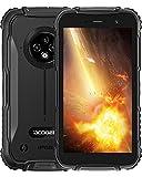 DOOGEE S35 [2021] Outdoor Smartphone ohne Vertrag 4G Outdoor Handy Günstig, IP68 Wasserdicht, Android 10 Handy 5,0 Zoll, 4350mAh, 13MP Triple-Kamera, 2GB +...