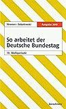 So arbeitet der Deutsche Bundestag: Ausgabe 2019