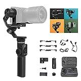 [Offiziell] FeiyuTech G6 MAX 3-Achsen Handy Gimbal Stabilisator für DSLM/Spiegelreflexk Kamera Sony RX100 A6400 A7 M50,Smartphone iPhone 11/12 und Gopro...