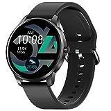 Smartwatch, CUBOT W03 1.3 Zoll Touch-Farbdisplay Armbanduhr, Fitnessuhr mit Schrittzähler, Fitness Tracker IP68 Wasserdicht Sportuhr Smart Watch mit Pulsuhr...