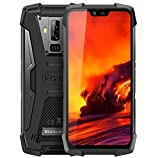 Blackview BV9700 Pro 4G outdoor handy Ohne Vertrag - 5,84 Zoll FHD + IP68 wasserdichtes Robust Smartphone, Helio P70 6 GB + 128 GB Android 9.0, kabellose...