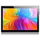 Tablet 10 Zoll Android 8.1 Padgene Tablet PC 3G Phablet mit 2 GB RAM 32 GB ROM, 1280 x 800 G+G Bildschirm, Dual SIM Karten Slot Dual Kamera 2MP/5MP WiFi...