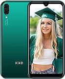 Android Smartphone ohne Vertrag KXD A1 Günstig Handy mit Dual SIM, 16GB Speicher (128 GB erweiterbar), Mobile Phone 5,71 Zoll IPS Display 5MP Kameras 3 in 1...