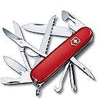 Victorinox Taschenmesser Fieldmaster (15 Funktionen, Schere, Holzsäge) rot