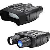SJTL HD Digital Nachtsichtgerät Professionell Nachtsicht Fernglas Infrarot Wasserdichtes 1280 * 960 Videos 720P Fotokamera und Camcorder mit 400m...