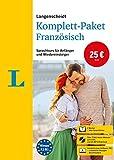 Langenscheidt Komplett-Paket Französisch: Sprachkurs mit 2 Büchern, 8 Audio-CDs, MP3-Download, Software-Download: Sprachkurs für Einsteiger und...