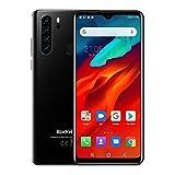 Blackview A80 Pro (2020) 4G Smartphone ohne Vertrag Günstig 6,49 Zoll Android 9.0 4GB RAM + 64GB ROM, 128GB erweiterbar 4680mAh Akku 13MP+8MP Dual Kamera Dual...