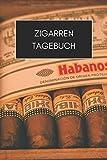 Zigarren Tagebuch: 6x9 Zigarren Buch, Logbuch oder Journal zur Dokumentation und Bewertung I Für Zigarrenliebhaber, Genussraucher I Zigarren Tasting
