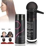 Haar-Fasern, Haar-Pulver-5 färben Berufshaar-Verlust-Lösungs-Abdeckstift für Verdünnung Haar-Haar-Spray für Frauen und Männer Bestes Haar, das Produkte...