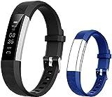 BIGGERFIVE Fitness Armband für Kinder, Schrittzähler Uhr Fitness Tracker mit Kalorienzähler und Schlafmonitor, Wasserdicht Aktivitätstracker Armbanduhr mit...