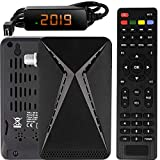 Echosat OM-26100 Mini Sat Receiver -DVB S/S2 Satelliten Receiver ✓Full HD ✓1080 P ✓HDMI ✓2 x USB 2.0 ✓HDTV [Digital Satelliten Receiver] 🛰️{Astra...