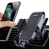andobil Handyhalter fürs Auto Handyhalterung 2019 Upgrade Lüftung Halterung mit 2 Lüftungsclips Universale smartphone halterung kfz 360° Drehbar für...