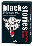 moses. black stories Dark Tales Edition | 50 rabenschwarze Rätsel | Das Krimi Kartenspiel: 50 rabenschwarz Rätsel aus dem Reich der Mythen, Sagen und Legenden