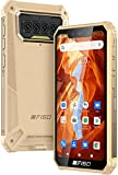 Outdoor Smartphone ohne Vertrag, IIIF150 B2021 4G Dual SIM Outdoor Handy, 6GB+64GB, 256GB Externe SD, Android 10 Handy, 8000 mAh Akku, 5,86 Zoll, Quad Kamera,...
