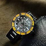 AGEGIERA Damaskus Stahl Taucheruhr Herren Mechanische Uhren Eta2824 Saphir Drehbare Lünette 200 Meter Wasserdicht LeuchtendDamaskus Schweden
