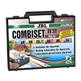 JBL Test Combi Set Plus Fe 25500 Testkoffer für Wasserwerte inkl. Eisentest in bepflanzten Aquarien