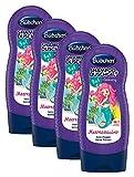 Bübchen Kids Shampoo und Duschgel plus Spülung 3in1 Meereszauber, Kinder-Shampoo und -duschgel + Spülung, pH-hautneutrale Pflege für Kinderhaut, mit...