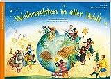 Weihnachten in aller Welt: Ein Poster-Adventskalender zum Vorlesen und Ausschneiden (Adventskalender mit Geschichten für Kinder: Ein Buch zum Vorlesen und...