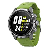 COROS APEX Pro Premium Multisport-GPS-Uhr mit Herzfrequenz- und Pulsox-Monitor, 40-Stunden-GPS-Vollbatterie, Herzfrequenzüberwachung rund um die Uhr,...