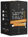 Let's Talk Love - Paar Spiel - Das Beste Fragespiel für Paare und Verliebte - Geschenk für Sie und Ihn - Geschenkidee Jahrestag - glückliche Beziehung -...