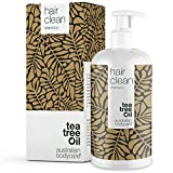 Australian Bodycare hair clean Tea Tree Shampoo 500ml - Teebaumöl Shampoo gegen Schuppen, Juckende und Trockene Kopfhaut - Auch gegen Pickel auf der Kopfhaut....
