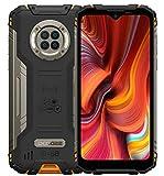 DOOGEE S96 PRO IR Nachtsicht Outdoor Smartphone ohne Vertrag, Helio G90 Octa Core 8GB RAM 128GB ROM, 48MP Quad-Kamera (20MP Infrarot), 6,22'' IP68-Handy 6350mAh...