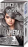 got2b Schwarzkopf Haarfarbe Edelmetall M72 dusty metallic Silber, 1er Pack (1 x 142ml)