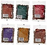 Chewies Hundeleckerli Mix - 6 x 125 g - Rind, Pansen, Geflügel, Lamm, Wild & Lachs Knöchelchen - Fleisch Softies ohne Zucker - Hundesnack mit hohem...