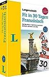 Langenscheidt Fit in 30 Tagen Französisch - Sprachkurs für Anfänger und Wiedereinsteiger mit Buch, 3 CDs und Lernplaner: Der Sprachkurs in täglichen ... –...