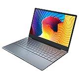KUU K2S Laptop 14,1 Zoll, 8GB RAM 256GB SSD,Inter Celeron J4115 Notebook PC, Windows 10 Ultrabook PC mit beleuchteter Tastatur und Entsperrung des...