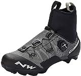 Northwave Celsius XC GTX Winter MTB Fahrrad Schuhe schwarz Reflective 2021: Größe: 44.5