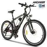 ANCHEER e Bike Elektrofahrrad Faltbares Mountainbike, 26 Zoll Reifen Elektrisches Fahrrad Ebike mit 250W bürstenlosem Motor und 36V 8Ah Lithium-Batterie...