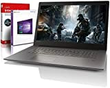 Lenovo (17,3 Zoll) Notebook (Intel Pentium 4415U 4-Thread CPU, 2.30 GHz, 8GB DDR4 RAM, 512GB SSD, Intel HD 610, HDMI, Webcam, Bluetooth, USB3.0, WLAN, Win 10...