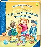 Meine ersten KITA- und Kindergarten-Geschichten (Meine erste Kinderbibliothek)