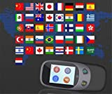 Language Translator Intelligent Voice Translator Gerät 4G WiFi Zwei-Wege-Echtzeit-Instant Support 41 for das Lernen Reisen Shopping Business Translator kyman