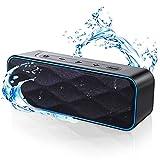 Bluetooth Lautsprecher 20W Musikbox, ZoeeTree 36 Stunden Spielzeit Bluetooth 5.0 IPX7 Wasserschutz TWS Stereo Sound Intensiver Bass Bluetooth Speaker für...