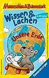 Ravensburger 23289 - Wissen, Lachen - Unsere Erde, Mauseschlau & Bärenstark für Kinder, Kinderspiel für 2-4 Spieler, Quiz ab 6 Jahren