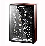 LXYZ 24 Position Uhrenbeweger, Mechanische Uhr Automatische Wickelbox Aufbewahrungsboxen, Gutes Geschenk