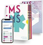 Medizinertest TMS / EMS 2020 Komplettpaket I Exklusives Paket aus Kompendium, TMS-Simulation und E-Learning Zugang I Vorbereitungs-Box für den Medizintest in...