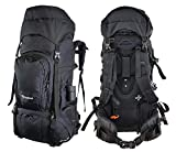 Beefree 80L Backpacker Rucksack Tracking Rucksack wanderrucksack Herren Damen Backpacking wanderrucksack trekkingrucksack reiserucksack Herren Damen mit...