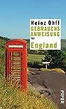 Gebrauchsanweisung für England: 13. aktualisierte Auflage 2017