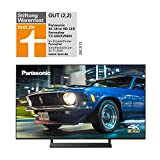 Panasonic TX-50HXW804 UHD 4K Fernseher (LED TV 50 Zoll / 126 cm, HDR, Quattro Tuner, Smart TV, Alexa, USB Recording)