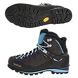 Salewa Damen WS Crow Gore-TEX Trekking-& Wanderstiefel, Premium Navy/Ethernal Blue, 40 EU