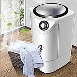 Bewinch Waschmaschine, 220V Kleine Baby-Kind-Single Barrel Haus Halbautomatische Waschmaschine tragbare Waschmaschine Haushaltswaschmaschine