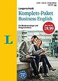 Langenscheidt Komplett-Paket Business English - Sprachkurs mit 2 Büchern, 3 Audio-CDs und Software-Download: Sprachkurs für Wiedereinsteiger und...