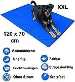 SMARTY sehr große Hunde Kühlmatte (120 x 70 cm) XXL