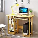AJH Spieltische Erlernen Computertisch Home-Office Moderne kompakte Notebook-Computertisch-Klapptische Bed Breakfast Tray Home Office und Unterhaltung Lesen...